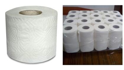 Професионална тоалетна хартия-избелена/ Professional-bleached toilet paper